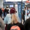 Air Travel High: TSA Screens 1 Million For 1st Time Since March