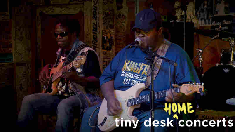 Kingfish: Tiny Desk (Home) Concert