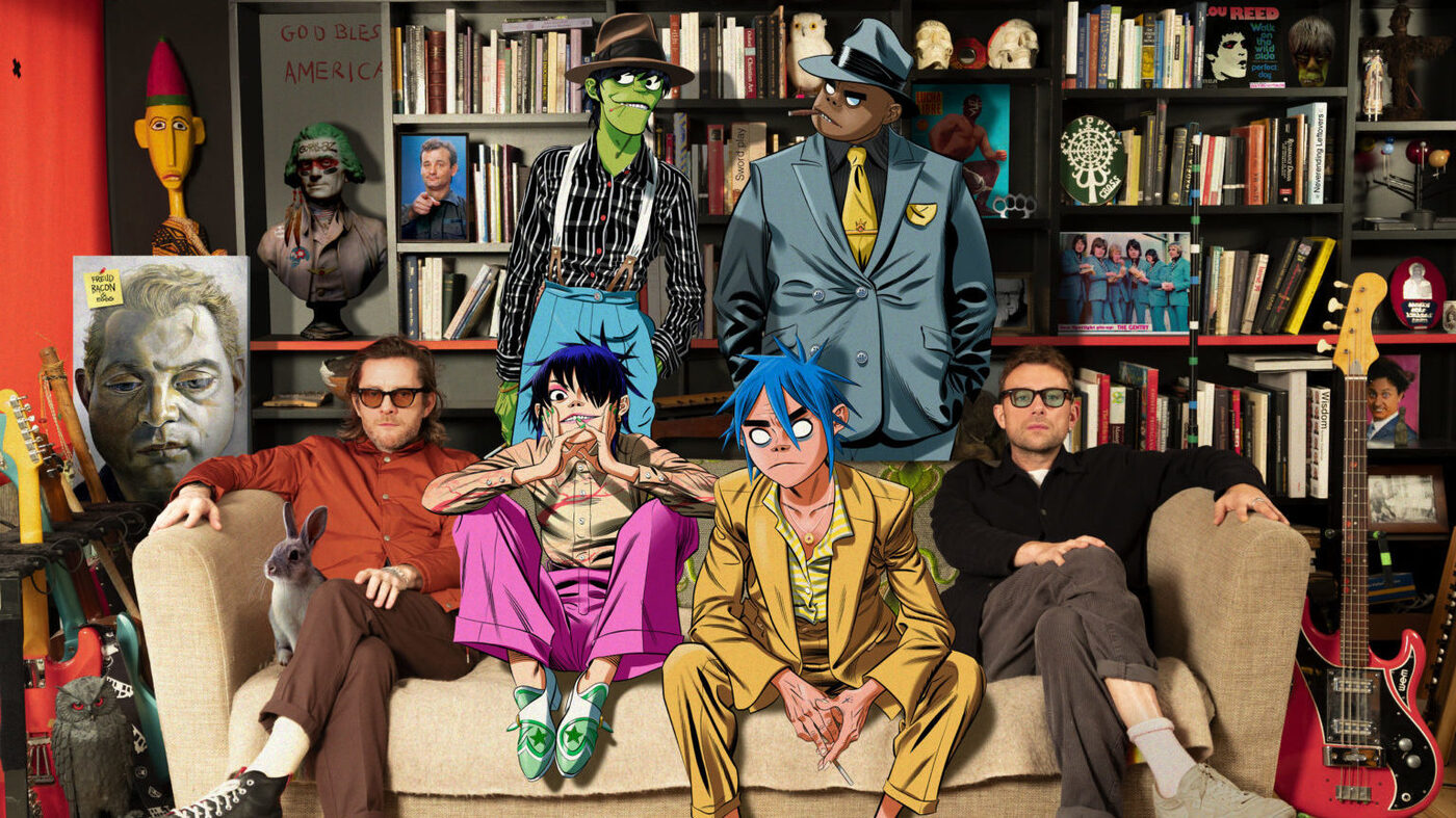 The virtual band Gorillaz is back with another inventive album this week, featuring a sprawling list of collaborators — from Beck and St. Vincent to Elton John and Schoolboy Q.  Here are our picks for the best new albums out this Friday ⬇