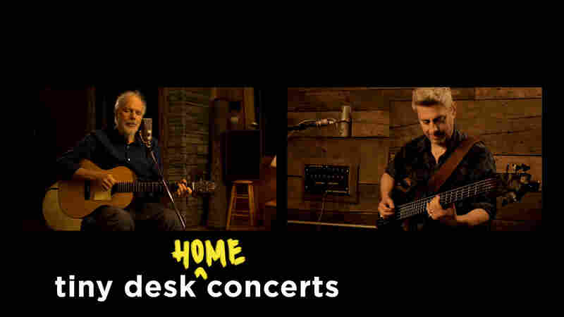Leo Kottke And Mike Gordon: Tiny Desk (Home) Concert
