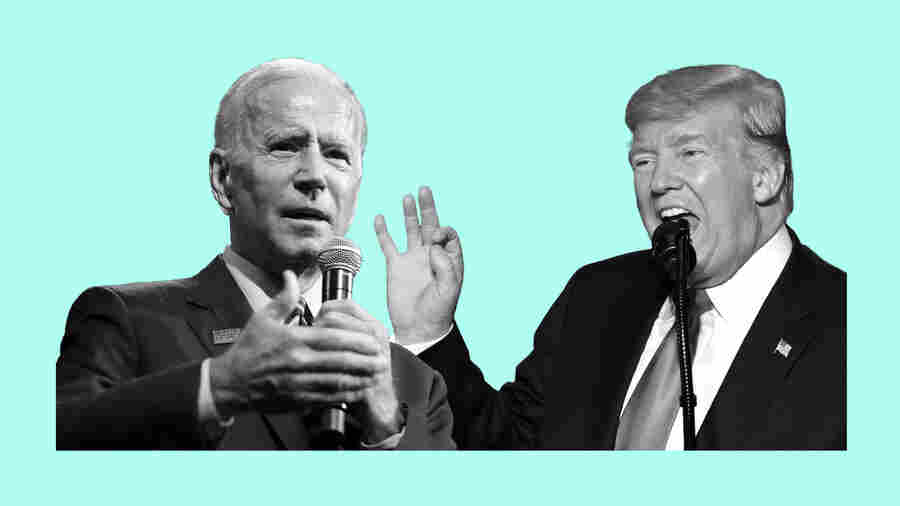 The Final Biden-Trump Debate Is Thursday. Here's What You Need To Know