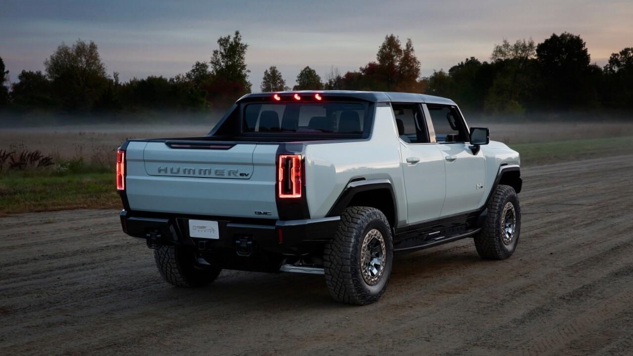 GM Bringing Hummer Back As Electric Truck : NPR