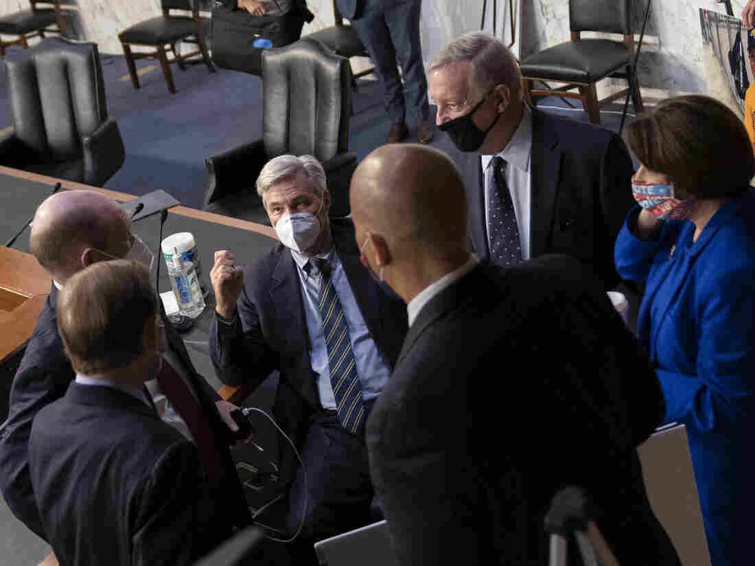 US Senate panel approves Trump Supreme Court pick despite Democratic boycott
