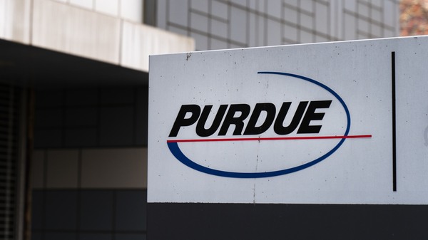 Purdue Pharma headquarters stands in downtown Stamford, April 2, 2019 in Stamford, Conn. Purdue Pharma, the maker of OxyContin, and its owners, the Sackler family, have faced hundreds of lawsuits for the company