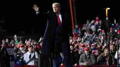 In Race's Final Days, Biden Campaign Has Big Cash Advantage Over Trump's
