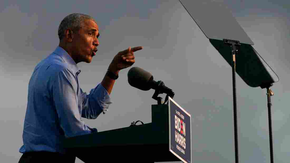 Barack Obama Warns Joe Biden Supporters Not To Be