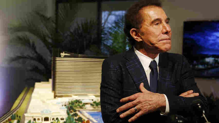 GOP Welcomes Steve Wynn's Millions, Despite Rape And Harassment Allegations