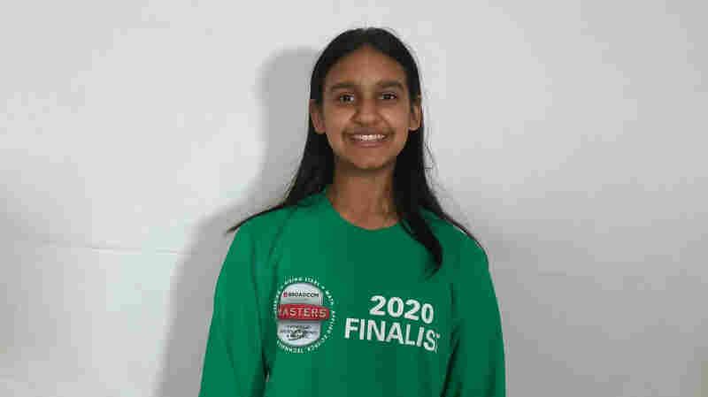 Ishana Kumar, 12, Wins Top Award For Research Into 'Imaginary Colors'