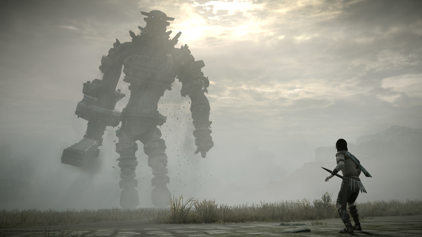 Fumito Ueda's moody video game, about a young hero wandering a landscape barren of everything except towering giants, originally came out in 2005 — but 15 years on, its loneliness speaks to gamers in 2020.