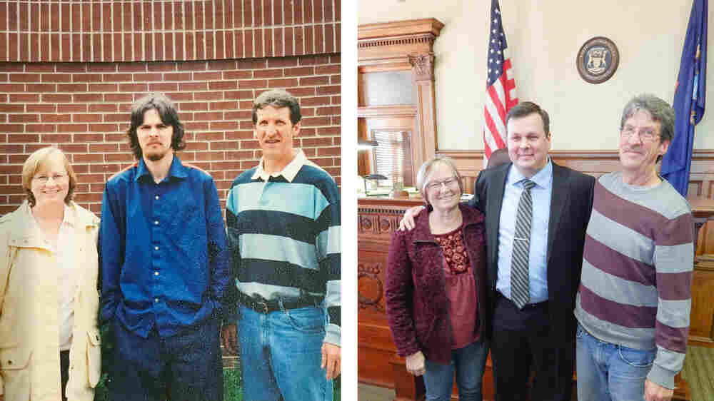 A High School Dropout Finds Support On Road From Prison To Law School