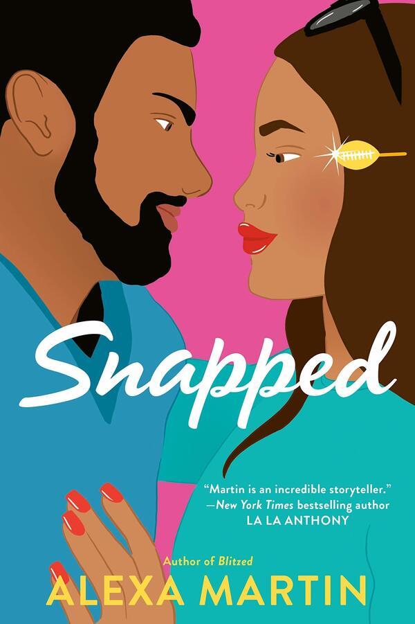 Snapped, by Alexa Martin