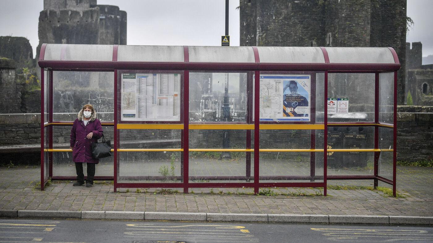 Wales Imposes 'Firebreak Lockdown' As Coronavirus Cases Spike – NPR
