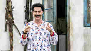 'Borat 2': Giuliani Made Headlines, But Is The Film Any Good?