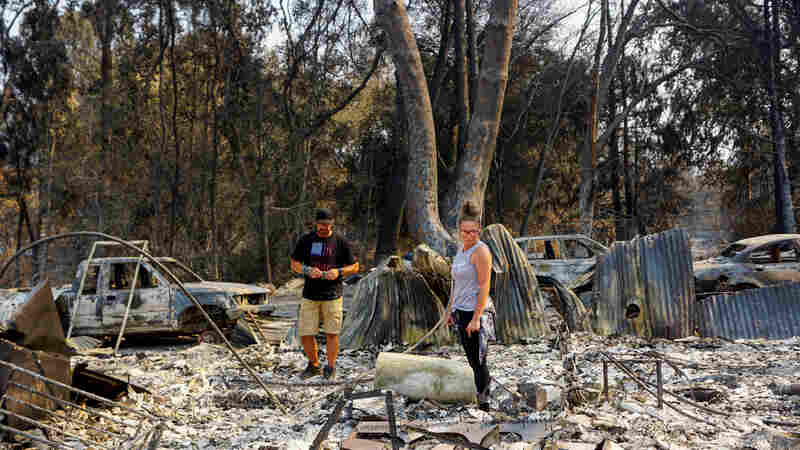 How Much Do You Really Know About Your Flood Or Wildfire Risk?