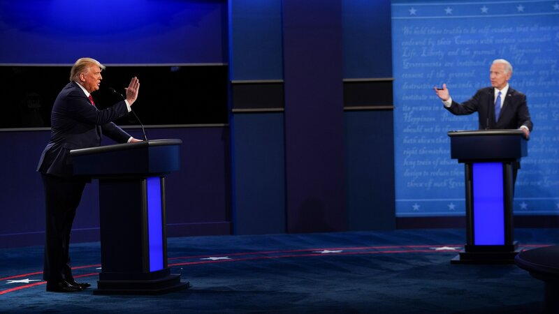 5 Takeaways From The Last Trump Biden Presidential Debate Npr