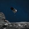 美国宇航局的探测器充满了小行星物质,现在遇到了麻烦