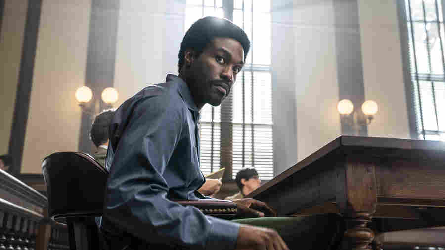 Yahya Abdul-Mateen II On Playing Bobby Seale In 'The Trial Of The Chicago 7'