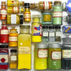 Tiny Little Jars Contain Big, Bold Colors In The Forbes Pigment Collection