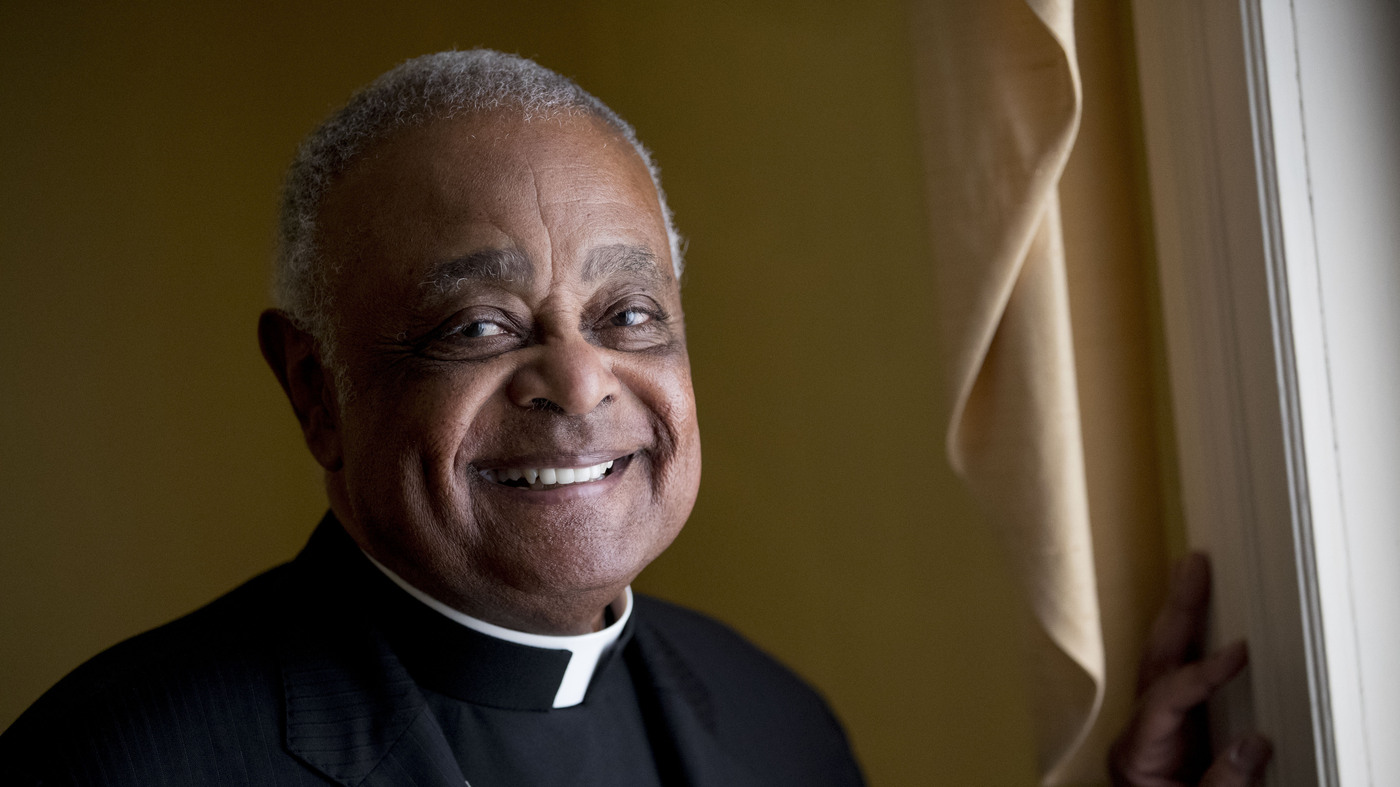 Wilton Gregory, the archbishop of Washington, D.C., will become the nation's first African American cardinal next month. He's among 13 new cardinals who were named by Pope Francis on Sunday.