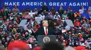 In Waning Days Of 2020 Campaign, Trump Tries To Recapture 2016 Mojo