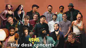 GroundUP Family Dinner: Tiny Desk (Home) Concert