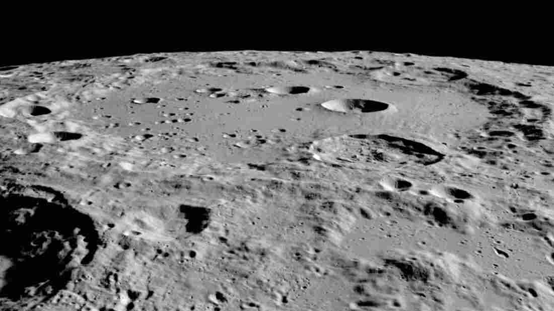 NASA announces: Water found on the Moon
