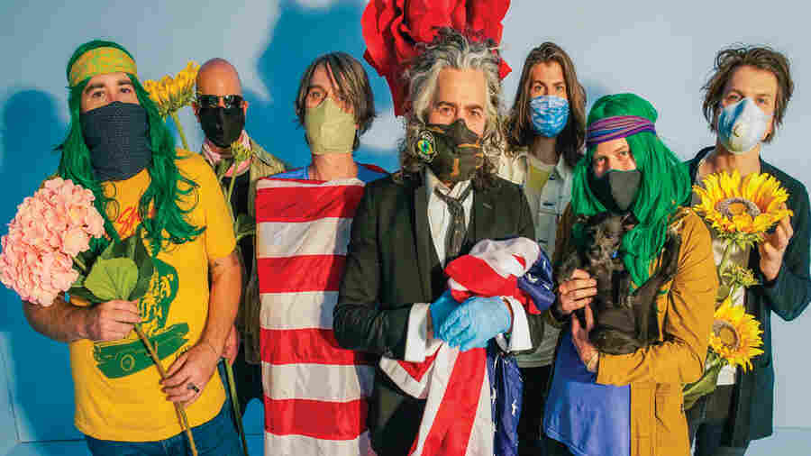 Wayne Coyne On Drugs And The Flaming Lips' 'American Head'