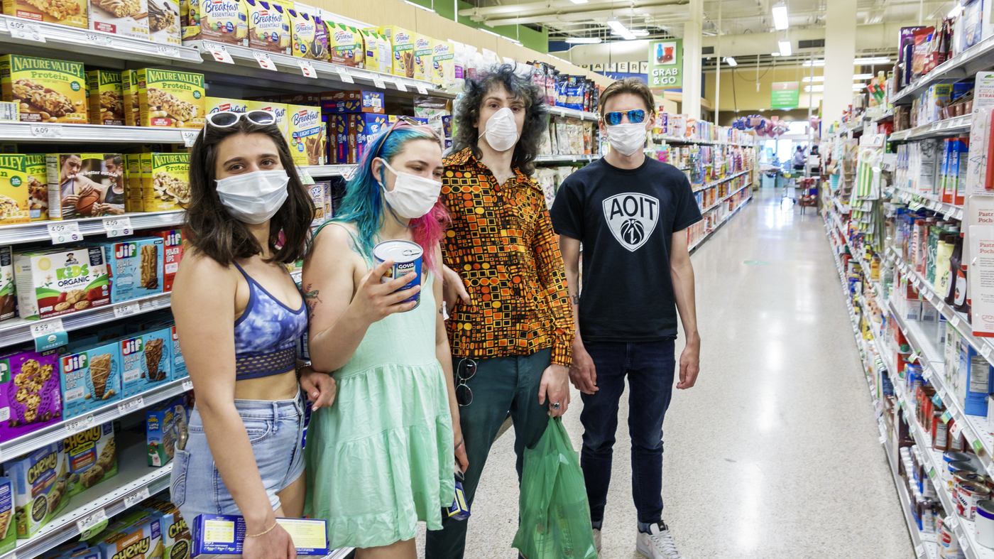 Mask-Wearing Is Up In The U.S., But Young People Are Still Too Lax, CDC Survey Finds