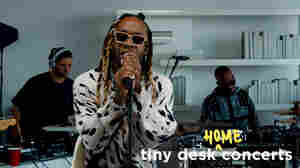 Ty Dolla $ign: Tiny Desk (Home) Concert