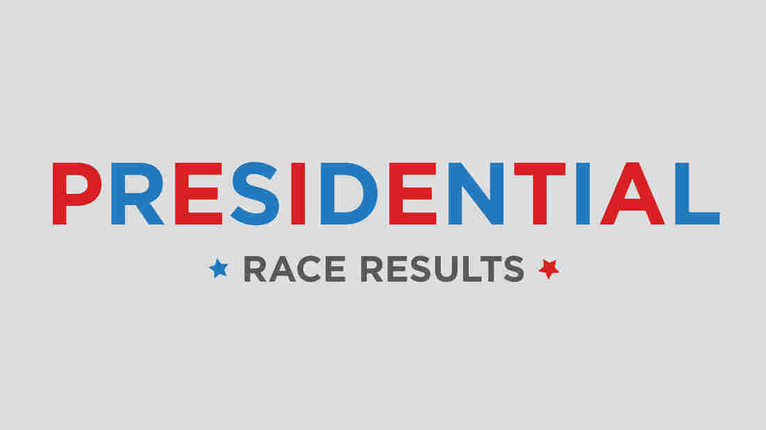 Follow presidential race results.