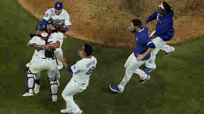 LA Dodgers Win World Series In Game 6, Defeating Tampa Bay 3-1