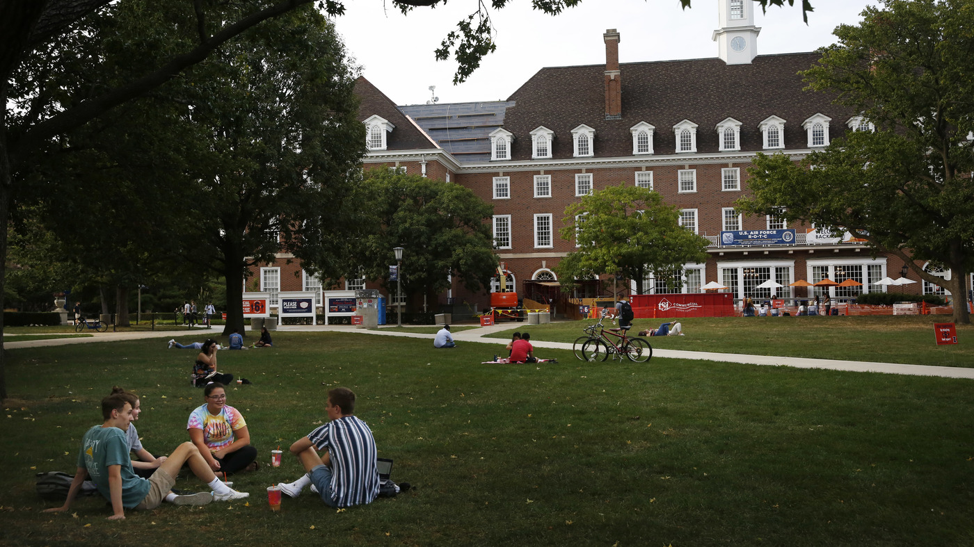 With Many Colleges Closed, Will Students Turn Out To Vote?