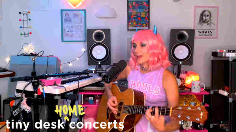 Sad13: Tiny Desk (Home) Concert