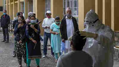 India Surpasses 8 Million Coronavirus Cases; 2nd Only To U.S.