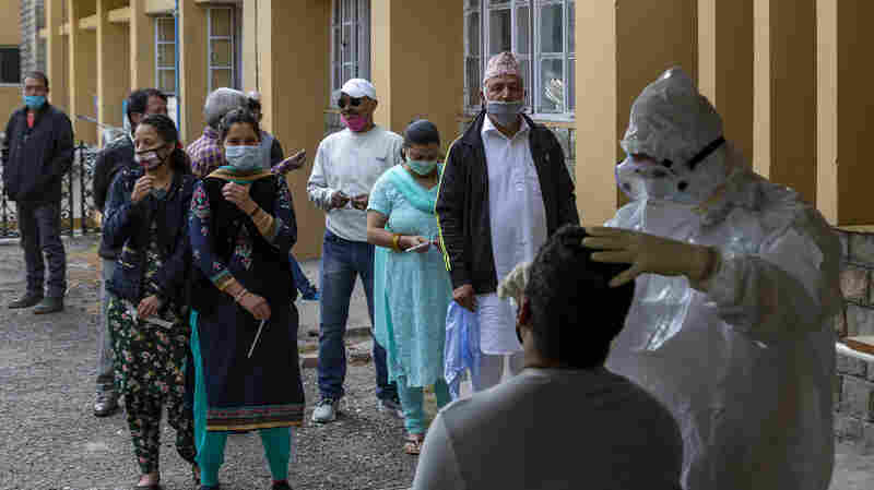 India Surpasses 8 Million Coronavirus Cases; 2nd Only To U.S.