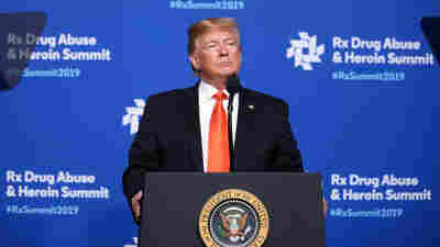 Opioid Crisis: Critics Say Trump Fumbled Response To Another Deadly Epidemic