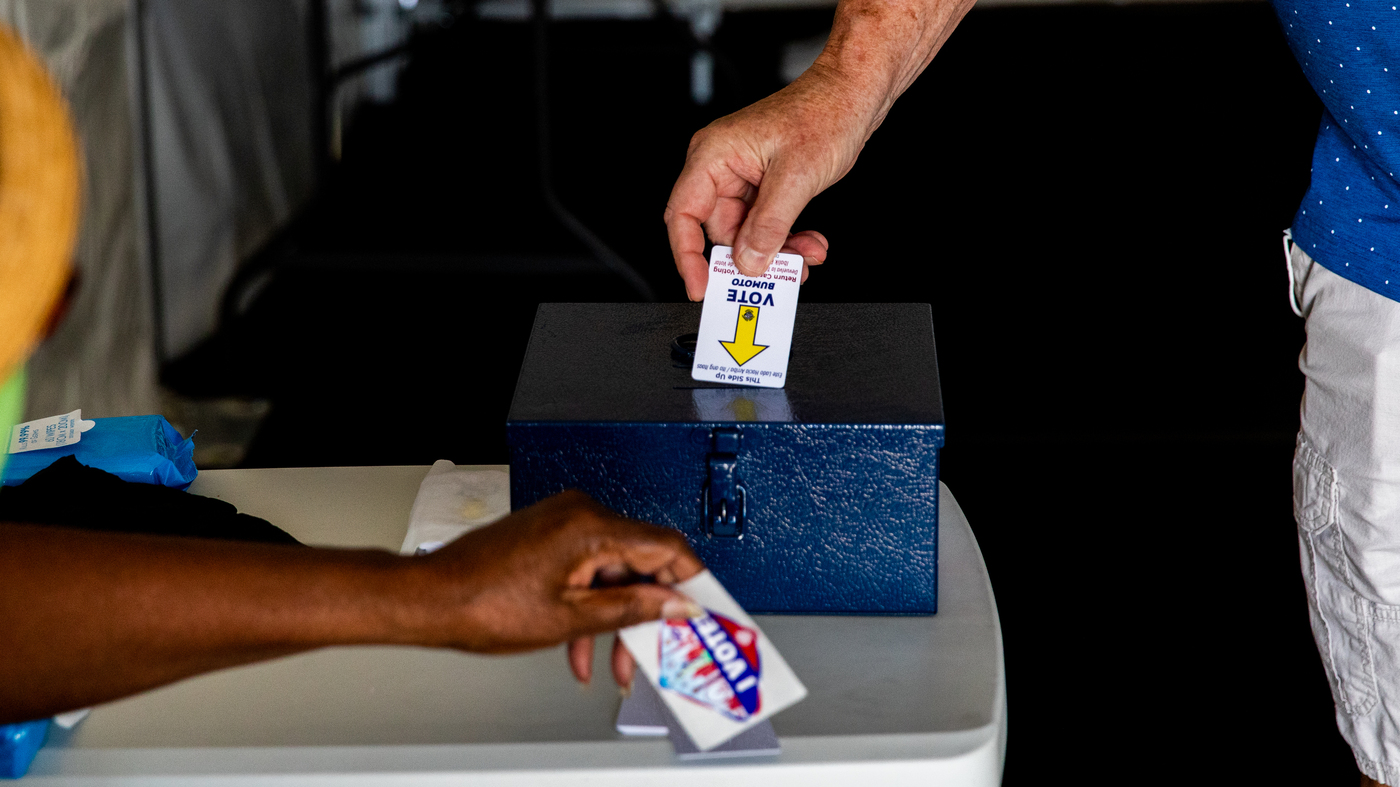 When Will Election Races Be Called? Here's The AP's Process : The NPR Politics Podcast