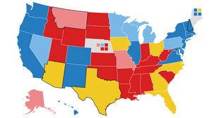 Final NPR Electoral Map: Biden Has The Edge, But Trump Retains Narrow Path