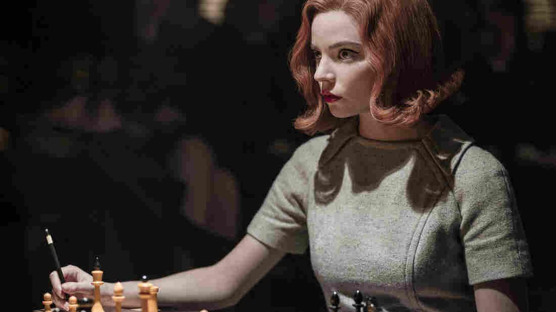 Streaming on Netflix: The Queen's Gambit