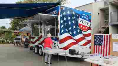 VoteMobile Helps California Wildfire Victims And Seniors Cast Their Ballots