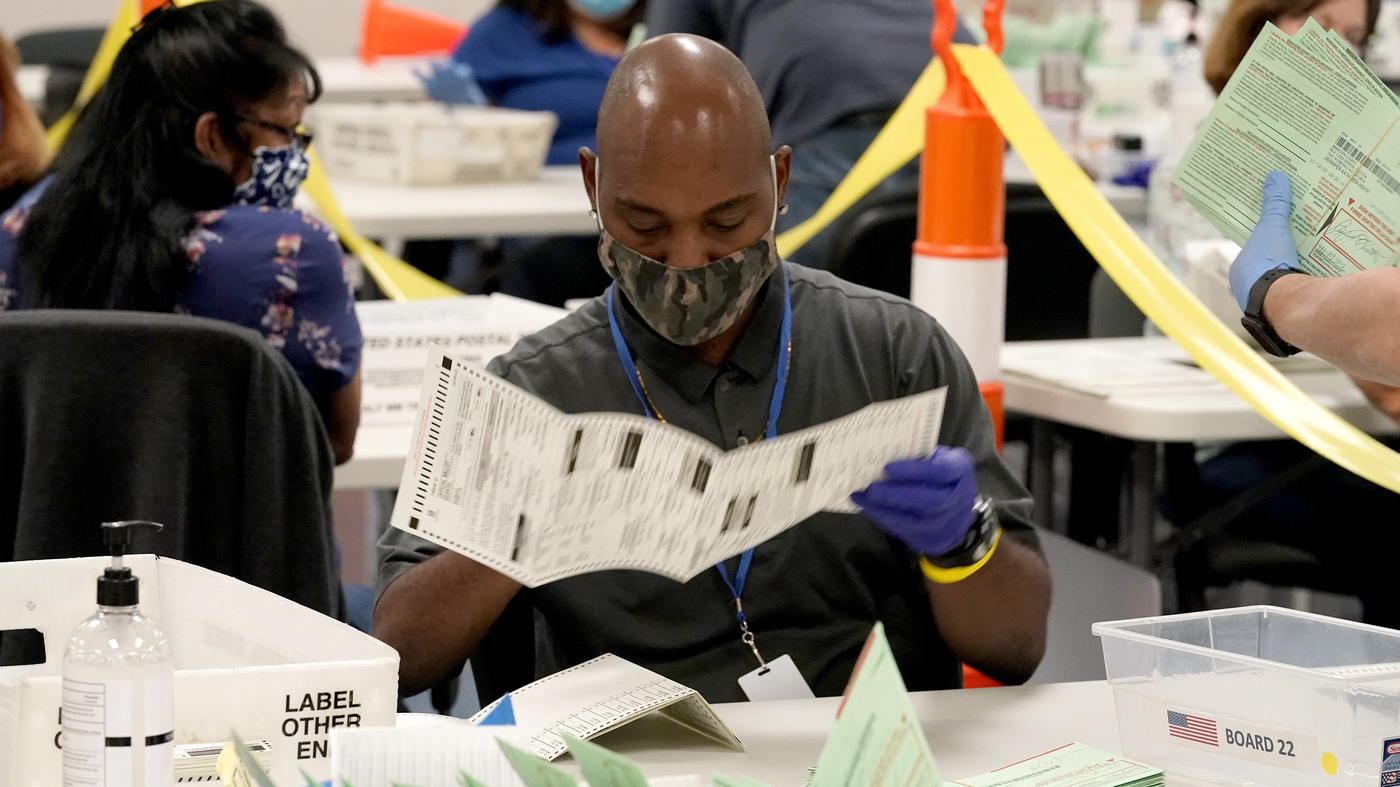 With Deluge Of Mail Ballots Here's When To Expect Election Results In 6 Key States – NPR