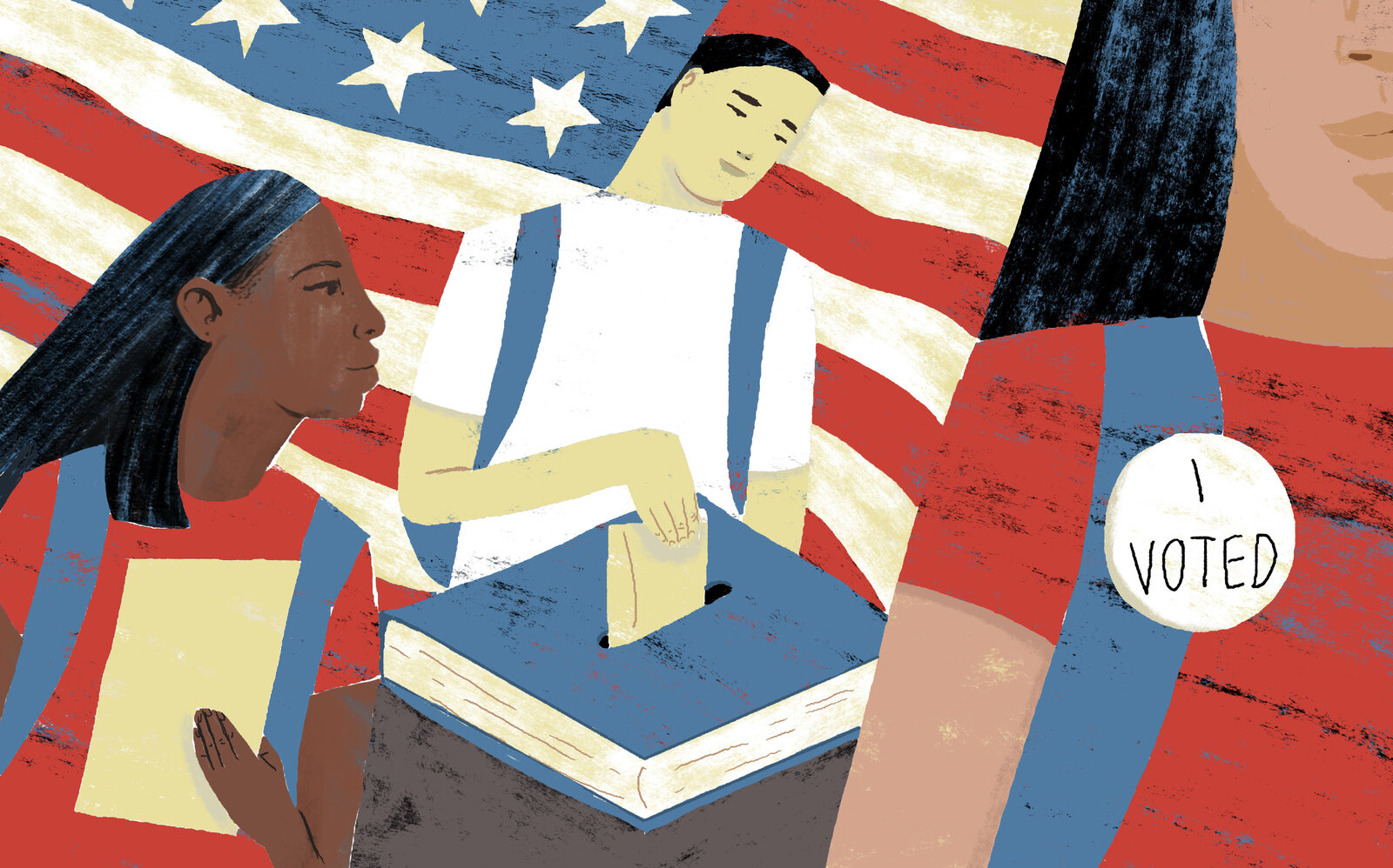 Teaching civics to kids can help them eventually be more engaged voters.