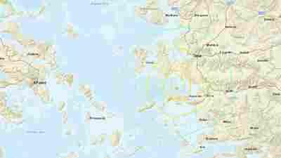 7.0 Magnitude Earthquake Strikes In Aegean Sea, 4 Dead In Turkey