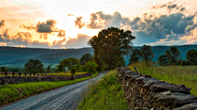 A Cyclist Is Setting Off To Save Miles Of Loudoun County's Historic Gravel Roads