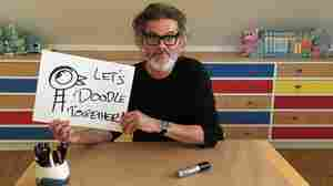 Anxious On Election Night? Join Mo Willems For A 'Democracy Doodle'