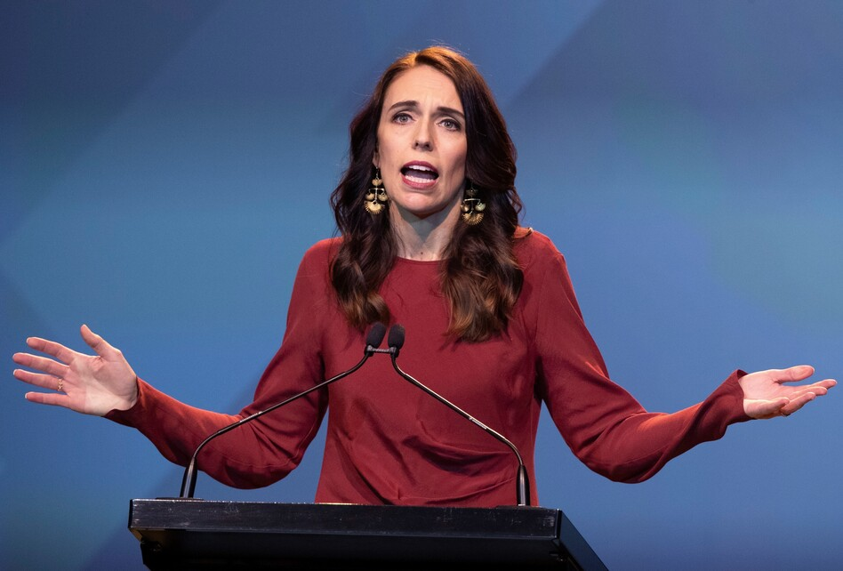 New Zealanders have voted to allow assisted dying for the terminally ill but voted down legalizing marijuana. The questions were put to the country in separate referendums held in conjunction with the general election that handed Prime Minister Jacinda Ardern a landslide victory for another term. (Mark Baker/AP)
