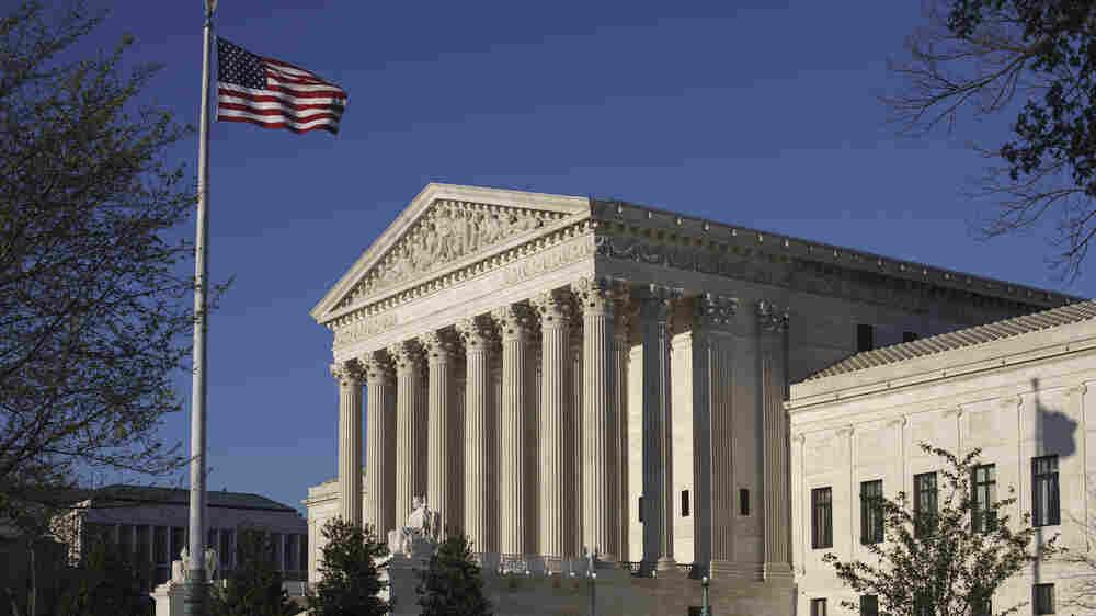 Faith, LGBTQ Rights Collide At Supreme Court