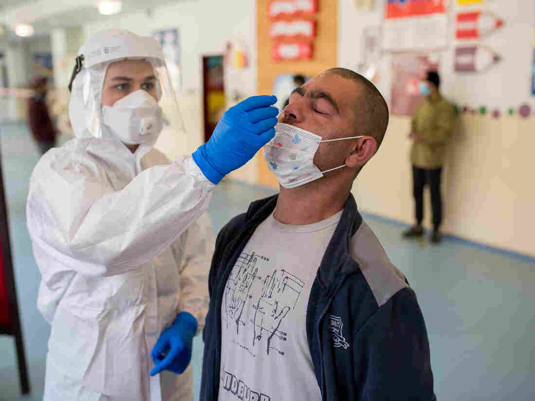 Slovakia to test entire population for coronavirus in global first