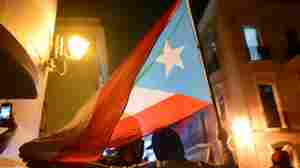 In Puerto Rico, Young Voters Are Trying To Shake Up Traditional Party Politics