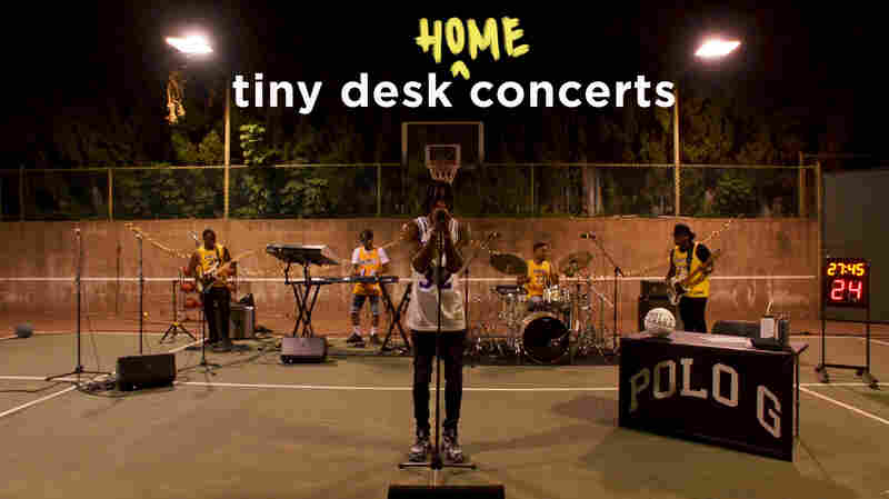 Polo G: Tiny Desk (Home) Concert